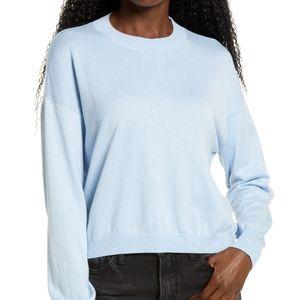BP blue sweater, long sleeve top, size M, …